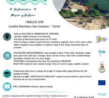 LAGUNE APERTE – TORTOLI' – MERCOLEDI 1 MAGGIO 2019