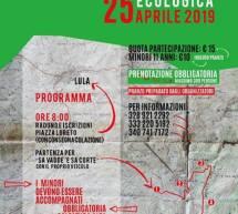 PASSEGGIATA ECOLOGICA – LULA – GIOVEDI 25 APRILE 2019