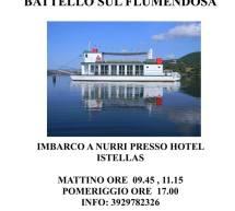 PASQUA E PASQUETTA IN BATTELLO SUL FLUMENDOSA – 21-22 APRILE 2019
