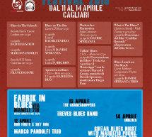 ROSSO & BLUES FESTIVAL – CAGLIARI – 11-14 APRILE 2019