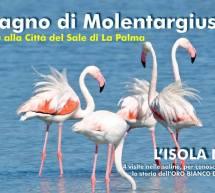 LO STAGNO DI MOLENTARGIUS – DA QUARTU ALLA CITTA' DEL SALE – SABATO 20 APRILE 2019