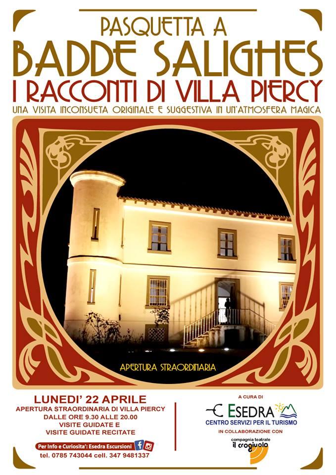villa percy