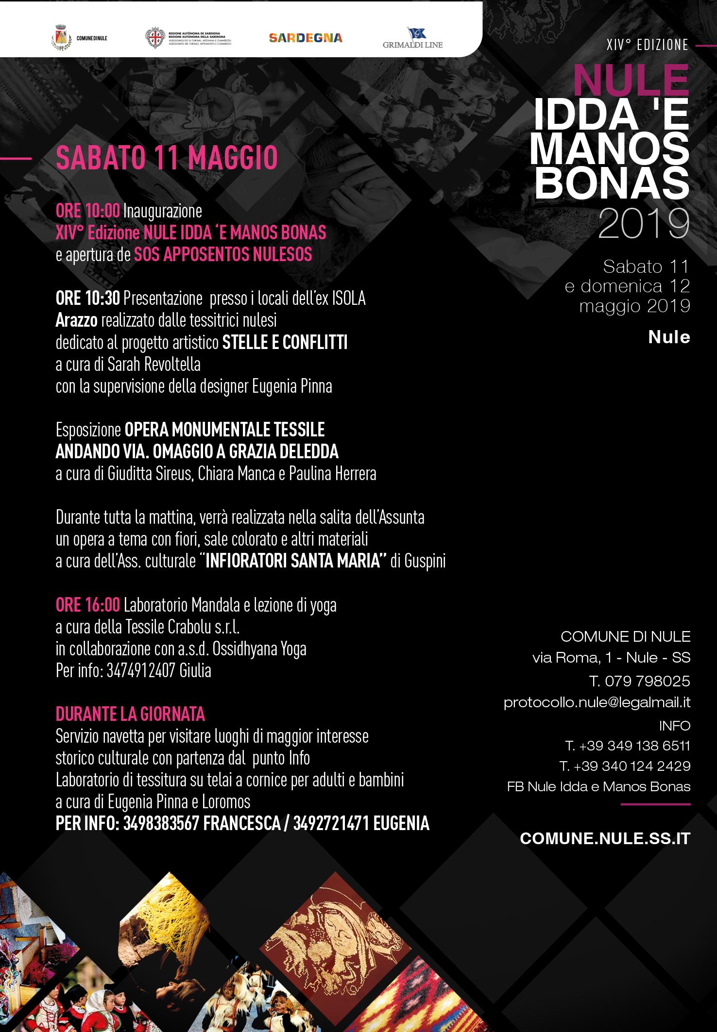 FB - 01 - Nule Idda 'e Manos Bonas