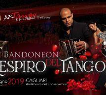 BANDONEON -IL RESPIRO DEL TANGO – AUDITORIUM CONSERVATORIO – CAGLIARI – DOMENICA 2 GIUGNO 2019