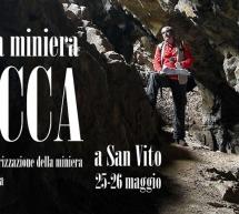 CONVEGNO E VISITA ALL'ANTICA MINIERA DI ANTIMONIO DI BRECCA- 25-26 MAGGIO 2019
