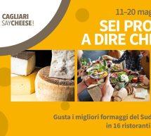 CAGLIARI, SAY CHEESE! – 11-20 MAGGIO 2019