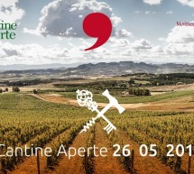 CANTINE APERTE 2019 – SU ENTU – SANLURI – DOMENICA 26 MAGGIO 2019
