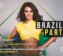 BRAZILIAN PARTY- COCO DISCOCLUBBING – CAGLIARI – SABATO 11 MAGGIO 2019