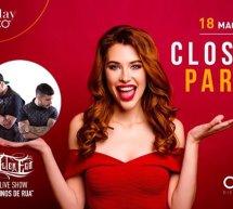 CLOSING PARTY – COCO DISCOCLUBBING – CAGLIARI – SABATO 18 MAGGIO 2019
