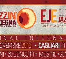 EUROPEAN JAZZ EXPO' – CAGLIARI – 31 OTTOBRE – 3 NOVEMBRE 2019
