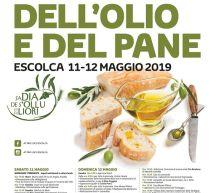 LA FESTA DELL'OLIO E DEL PANE- ESCOLCA – 11-12 MAGGIO 2019