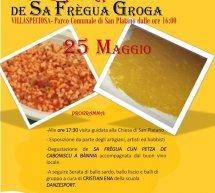 4° SAGRA DE SA FREGUA GROGA – VILLASPECIOSA – SABATO 25 MAGGIO 2019