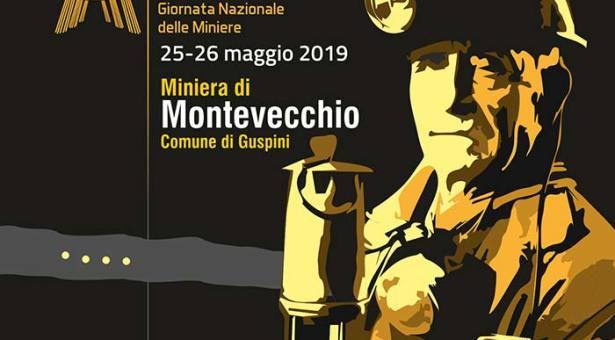 GIORNATA NAZIONALE DELLE MINIERE – MONTEVECCHIO -25-26 MAGGIO 2019