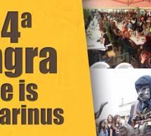 14° SAGRA DE IS TALLARINUS – NURAGUS -DOMENICA 19 MAGGIO 2019