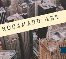 ROCAMABU QUARTET – JAZZINO – CAGLIARI – SABATO 11 MAGGIO 2019