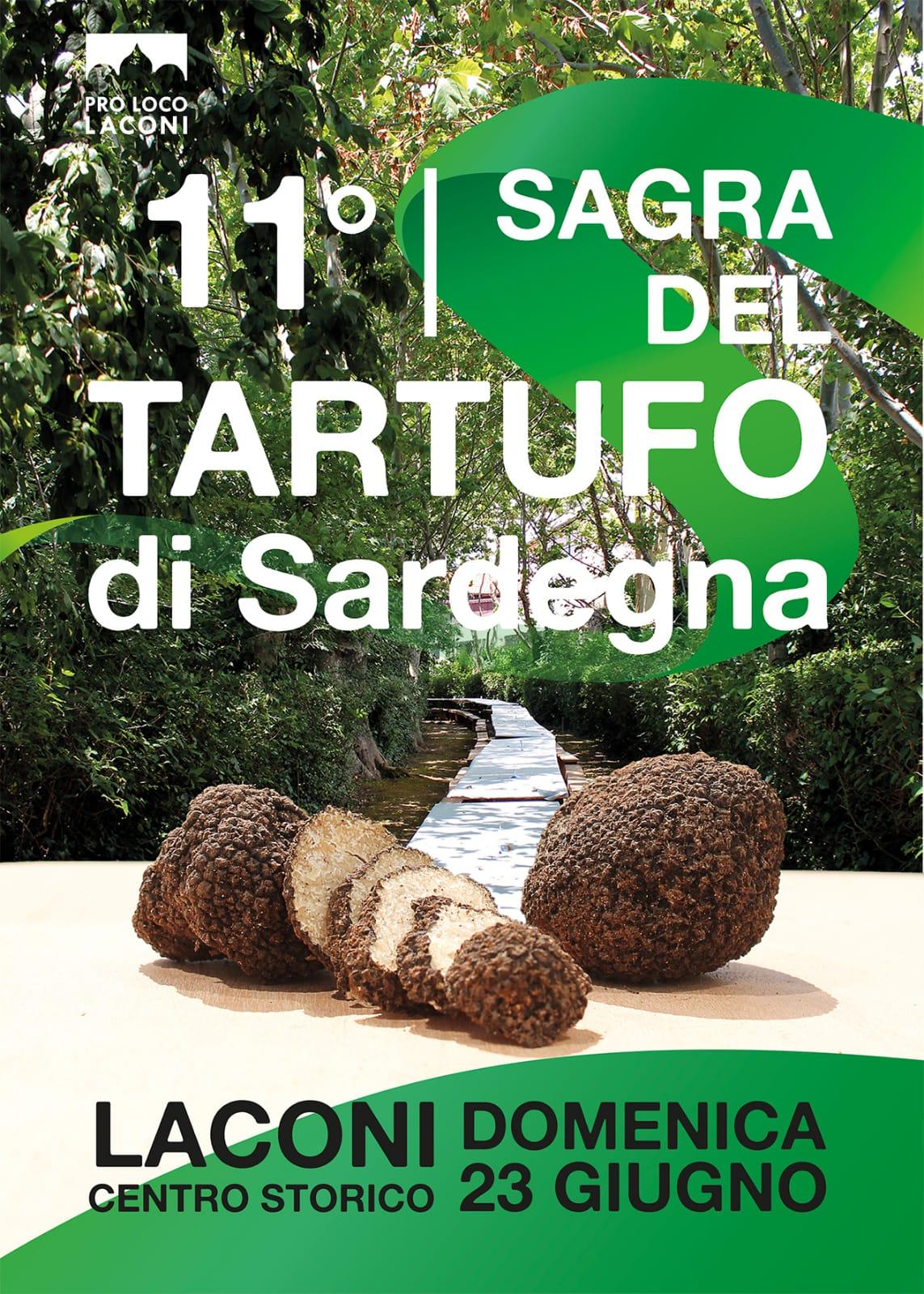 SAGRA TARTUFO LACONI