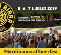 STRADE DI BIRRA – PUTZU IDU – 5-6-7 LUGLIO 2019