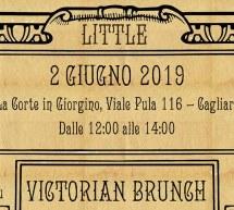 VICTORIAN BRUNCH – LA CORTE IN GIORGINO – CAGLIARI – DOMENICA 2 GIUGNO 2019