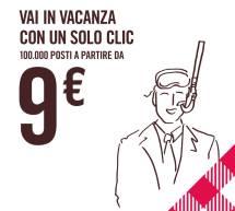 100.000 POSTI CON VOLOTEA A PARTIRE DA 9 €