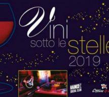 VINI SOTTO LE STELLE – EXMA' – CAGLIARI – 31 MAGGIO -1 GIUGNO 2019