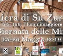 XI GIORNATA DELLE MINIERE – MINIERA DI SU ZURFURU – 25-26 MAGGIO 2019