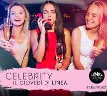 CELEBRITY – IL GIOVEDI DI LINEA NOTTURNA – CAGLIARI – GIOVEDI 16 MAGGIO 2019