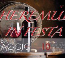 CHEREMULE IN FESTA – SABATO 4 MAGGIO 2019