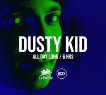 DUSTY KID – LA PAILLOTE – CAGLIARI – DOMENICA 9 GIUGNO 2019