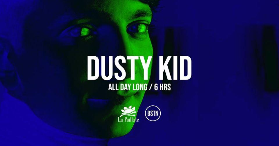 la paillote dusty kid