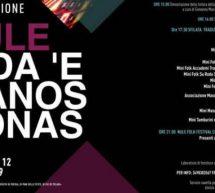 IDDA 'E MANOS BONAS – NULE – 11-12 MAGGIO 2019