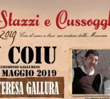 STAZZI E CUSSOGGHJ – SANTA TERESA DI GALLURA – 25-26 MAGGIO 2019