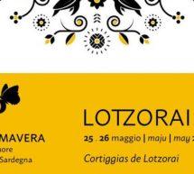 PRIMAVERA NEL CUORE DELLA SARDEGNA – LOTZORAI – 25-26 MAGGIO 2019