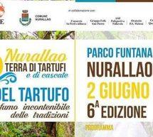 FIERA DEL TARTUFO – NURALLAO – DOMENICA 2 GIUGNO 2019