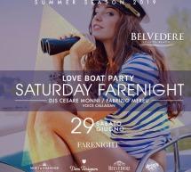 LOVE BOAT OFFICIAL PARTY -BELVEDERE BEACH -QUARTU SANT'ELENA-  SABATO 29 GIUGNO 2019