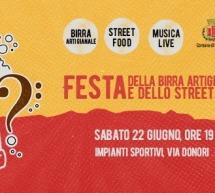 BUFFAS- FESTA DELLA BIRRA ARTIGIANALE – USSANA – SABATO 22 GIUGNO 2019