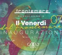 INAUGURAZIONE IL VENERDI DEL FRONTEMARE- QUARTU SANT'ELENA – VENERDI 7 GIUGNO 2019