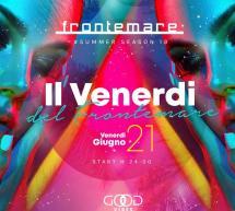 IL VENERDI DEL FRONTEMARE- QUARTU SANT'ELENA – VENERDI 21 GIUGNO 2019