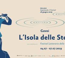FESTIVAL L'ISOLA DELLE STORIE – GAVOI – 4-7 LUGLIO 2019