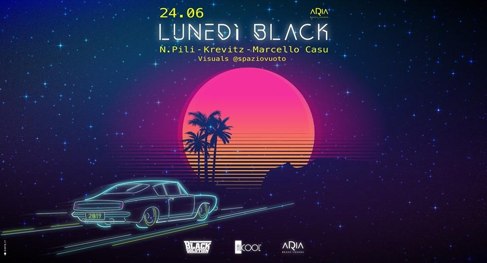 LUNEDI BLACK