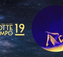 NOTTETEMPO 2019 – EX MANIFATTURA TABACCHI – CAGLIARI – DA SABATO 29 GIUGNO 2019