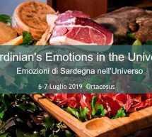 EMOZIONI DI SARDEGNA NELL'UNIVERSO – ORTACESUS – 6-7 LUGLIO 2019