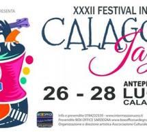 CALA GONONE JAZZ FESTIVAL – 26-28 LUGLIO 2019