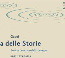 PRELUDIO – FESTIVAL ISOLA DELLE STORIE – GAVOI – DOMENICA 16 GIUGNO 2019