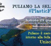 PULIAMO LA SELLA- CAGLIARI- SABATO 29 GIUGNO 2019