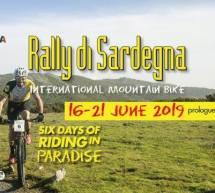 RALLY DI SARDEGNA MOUNTAIN BIKE – 16-21 GIUGNO 2019