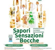 SAPORI E SENSAZIONI SULLE BOCCHE -SANTA TERESA DI GALLURA- 22-23 GIUGNO 2019