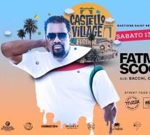 CASTELLO VILLAGE FESTIVAL – FATMAN SCOOP – CAFFE' DEGLI SPIRITI – CAGLIARI – SABATO 13 LUGLIO 2019