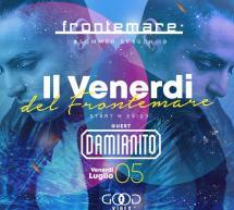 IL VENERDI DEL FRONTEMARE – SPECIAL GUEST DJ DAMIANITO – QUARTU SANT'ELENA- VENERDI 5 LUGLIO 2019