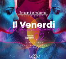 IL VENERDI DI FRONTEMARE – QUARTU SANT'ELENA – VENERDI 2 AGOSTO 2019