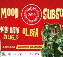 MAHMOOD & SUBSONICA IN CONCERTO- OLBIA – DOMENICA 21 LUGLIO 2019